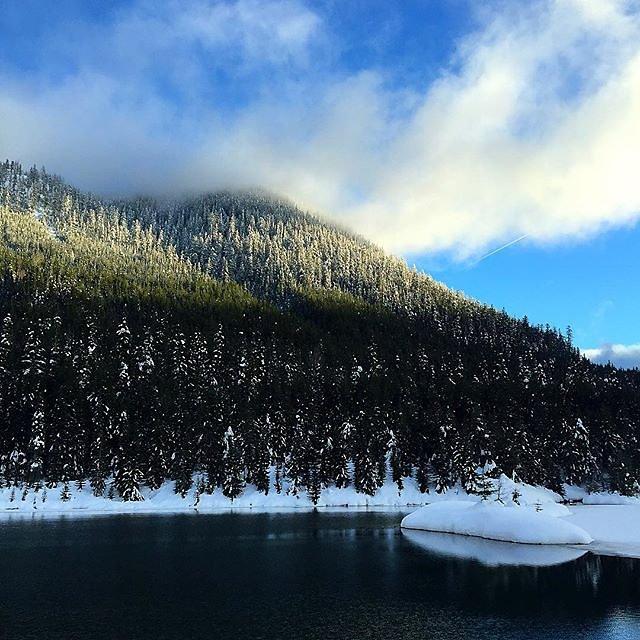 #mountainair #pnwlife #snoqualmie